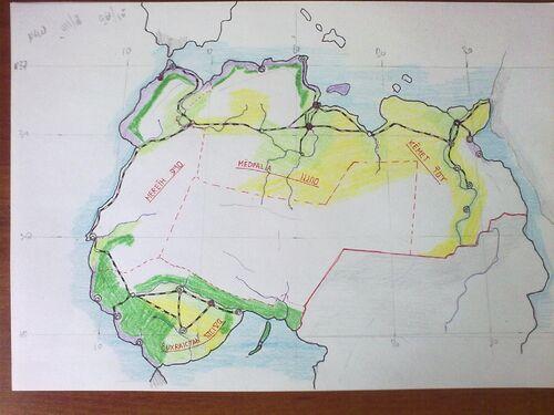 Xaam-map