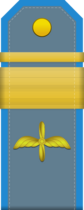 Islandese Chief Sergeant (Air Force) (Paradise Island's World)