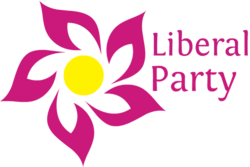 Logo of the Liberal Party of Kania