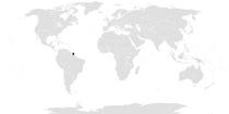 Location of Jamaica (FW)