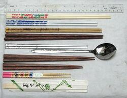 Sierran chopsticks