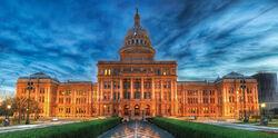 Capitol of Brazoria, Austin