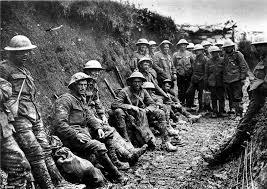 Helvoran Soldiers in the First World War