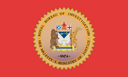 Standard of the Royal Bureau of Investigation