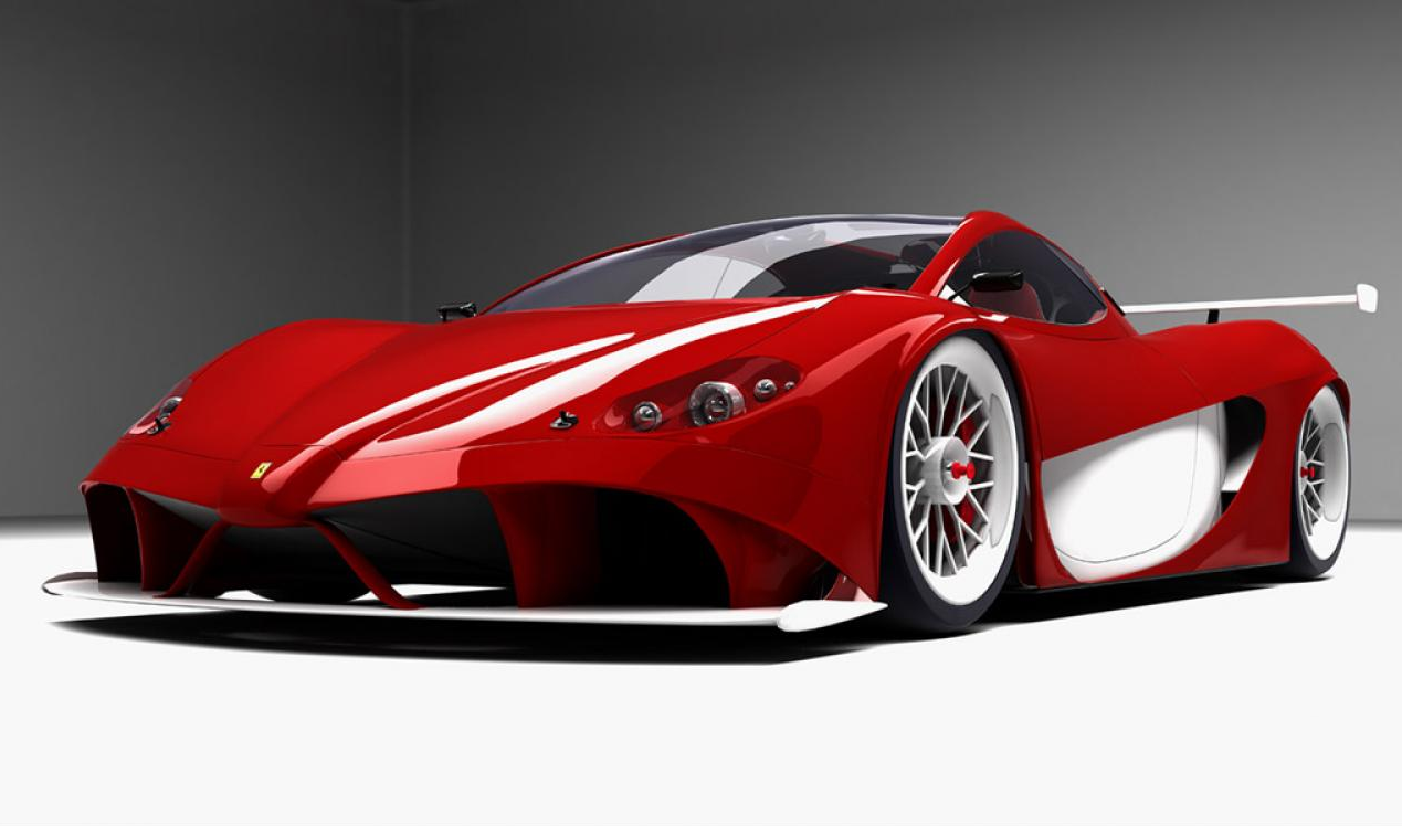 Ferrari F70 | Constructed Worlds Wiki | FANDOM powered by Wikia