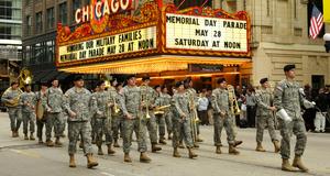 CDF Military Parade