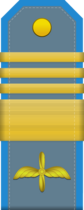 Islandese Chief Adjudant (Air Force) (Paradise Island's World)