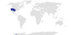 Map of Deseret