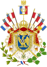 Greater Coat of Arms of the Empire of Paradise Island