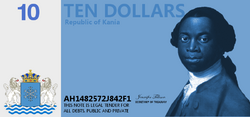 10 Kanian dollars