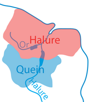 Halure and Quein