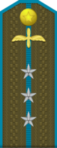 Islandese First Lieutenant (Air Force) (Paradise Island's World)
