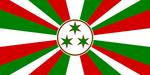 Flag of Burundian Republic