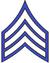 APS Sergeant Insignia
