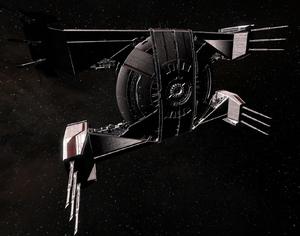 Vimumunyishaji-class Colony Ship