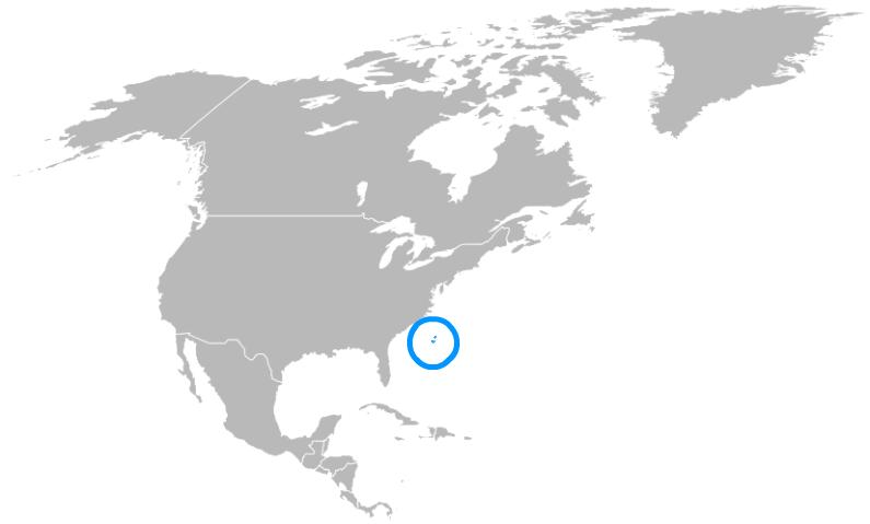 Location Of Wringo In North America