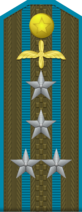 Islandese High Colonel (Air Force) (Paradise Island's World)