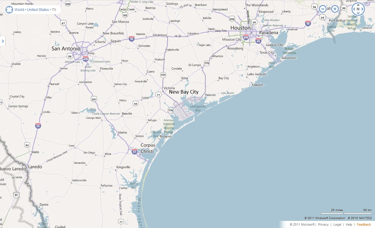 New Bay City Texas Constructed Worlds Wiki FANDOM Powered By - Where is texas