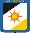 Coat of arms of Cornerstone