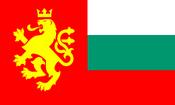 Bulgaria flag NR