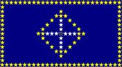 European Federation Flag by Nederbird-1-