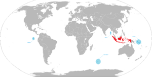 Austranese Union Territories