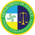 Seal of the Ivalician Department of Justice