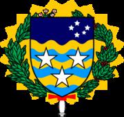 Islas Kruz Escudo