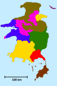 Soiga dialects