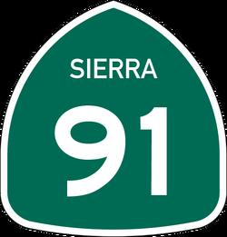 K.S. Route 91
