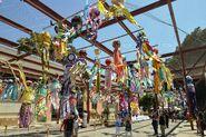 Tanabata in Porciúncula