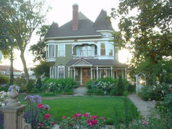 Victorian Historical Mansion
