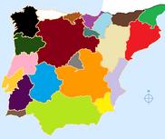 Mapa de lusitania