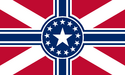 Flag of the Imperial American Empire