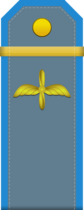 Islandese First Class Soldier (Air Force) (Paradise Island's World)