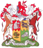 Old South African coat of arms