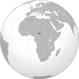 Location of Kamburi
