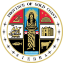 Seal of Gold Coast