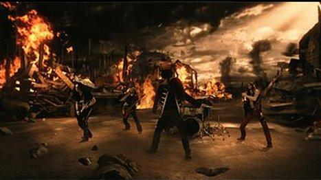 HAMMERFALL - Any Means Necessary (OFFICIAL MUSIC VIDEO)