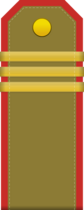 Islandese Chief Corporal (Army) (Paradise Island's World)
