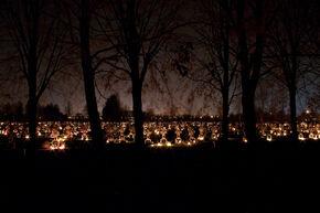 Genkünen Cemetery in Schaulen