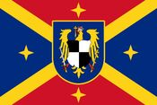 Hohenzollern romanian empire flag by rarayn-d48f2qr.png