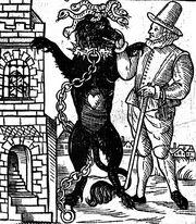 The Black Dog of Newgate