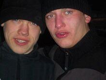 Славик и Пётр