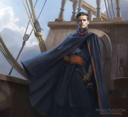 Эйгон корабль