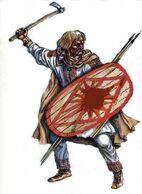Славянский пехотинец
