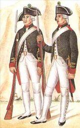 Солдаты Измайловского полка