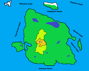 Цирийское царство в 100-х годах 1 Эры