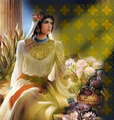 Сурийская аристократка