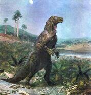 Буриан - старый игуанадон